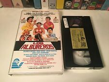 * Los Albureros Mexican Comedy VHS 1985 Pedro Weber Chatanuga Mexi Clamshell
