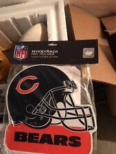 Gameday Greats  Chicago Bears  Key Rack  Plastic