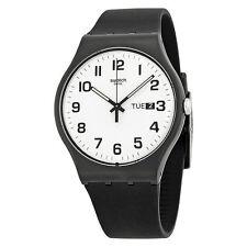 Swatch Armbanduhren mit 12-Stunden-Zifferblatt