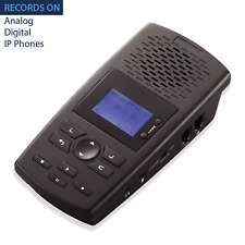 RecorderGear TR600 Landline Phone Call Recorder Telephone Recording Device