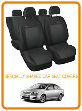 Tailored seat covers for Toyota Avensis Saloon 2003 - 2008 FULL SET