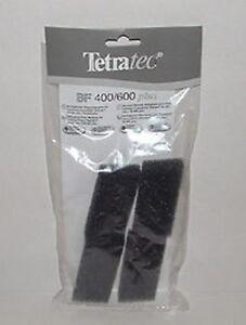 Tetra-Tec Bf 400/600 Plus Filter Schaumstoffe Aquarium