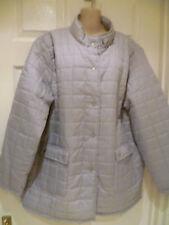 Plus Size Wool Blend Hip Length Coats & Jackets for Women