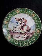 """Limoges """" Josephine Et Napoleon De Boulme """" Plate"""
