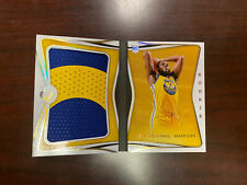 2020 Panini Opulence Basketball Eric Paschall Rookie Patches Booklet 23/35 SP
