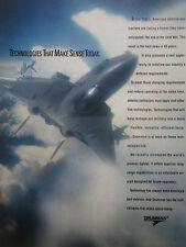2/1991 PUB GRUMMAN F-14 TOMCAT UPGRADE AMERICAN DEFENSE END OF COLD WAR AD