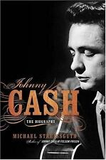 Johnny Cash the Biography By Michael Streissguth NEW hardback 2006 1st ed