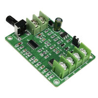 5V-12V DC Brushless Motor Driver Board Controller for 3/4 Wires Hard Drive Motor