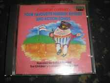 YOUR FAVOURITE NURSERY RHYMES AND ACTION SONGS SARAH GREENE CD