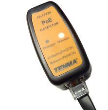 PoE Tester Power Over Ethernet Checker RJ45 CCTV Network Check Lead
