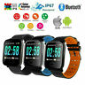 Sports Waterproof Activity Tracker Fitness Smart Watch Swimming Fit Style A6