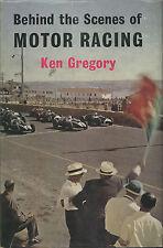 Ken Gregory - Behind the Scenes of Motor Racing
