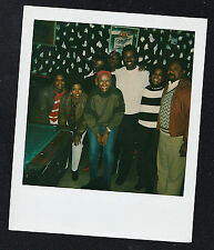 Vintage Polaroid Photograph Group of African American People - Crazy Wallpaper