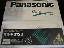 Panasonic KX-P3123 24 Pin Dot Matrix Printer