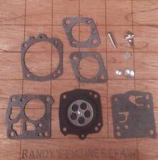 RK-23HS Tillotson Carburetor Repair Kit Jonsred 801 820 830 Chain Saw US Seller