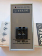 TELCO TIME RELAY SL132  NEW OLD STOCK UNUSED