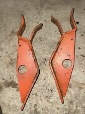 Allis Chalmers Styled Wc Tractor Ac Pair Set Front Cultivator Mount Brackets
