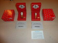 Mens and Women' Seiko Quartz Mickey Mouse 60th Anniversary Watch -1987- Vintage