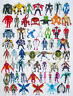 Ben 10 Action Figures 10cm - CHOICE of Ultimate,Alien Force,Omniverse Bundle,Lot