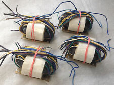 4X R-Core Transformer for tube preamplifier 45VAC at 75mA,  for 6H30Pi or 6DJ8