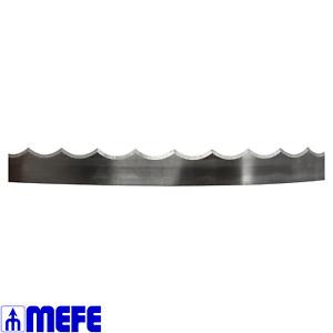 "Butcher Bandsaw Blade Scalloped - 65"" x 1/2"" x 0.025"" x 2TPI - 1650mm (7916265)"