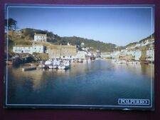 POSTCARD CORNWALL POLPERRO - EARLY MORNING  LOVELY VIEW