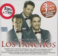 CD - Lo Esencial De El Trio Los Panchos NEW 3 CD's & 1 DVD FAST SHIPPING !