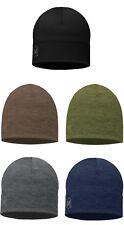 BUFF Lightweight Merino Wool Hat - Eco-Friendly Merino Wool Beanie for Fishing
