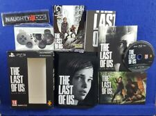 ps3 LAST OF US The Special ELLIE Edition PAL inc controller skin