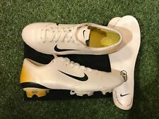Nike Mercurial Vapor iii Mv Fg Rare Football Boots/Soccer-Cleats Uk 11