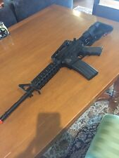 Colt Licensed Full Metal M4A1 Carbine Airsoft AEG Rifle No Reserve,