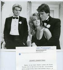 HEATHER LOCKLEAR GORDON THOMSON JACK COLEMAN PORTRAIT DYNASTY 1984 ABC TV PHOTO