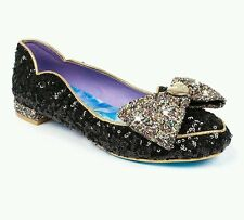BNIB Irregular Choice DISNEY CINDERELLA 'Make An Entrance' Flats - UK 4