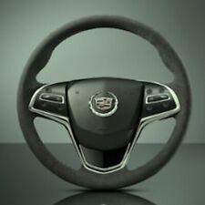 Factory Cadillac ATS Steering Wheel New Genuine GM OEM 2013 Suede KB7 22967007