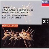 Tchaikovsky: Swan Lake / Prokofiev: Romeo and Juliet, Ernest Ansermet, L'Orchest