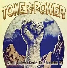TOWER OF POWER - LIVE AT CALDERONE CONCERT HALL,HEMPSTEAD,NY 2 CD NEUF