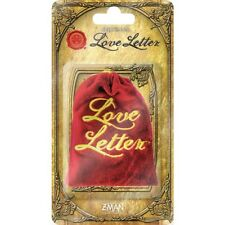Love Letter Card Game Clamshell w/ Bag Z-Man Games ZMG A5104 Family Fast Quick