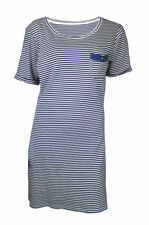 Marks and Spencer Striped Knee Length Nightwear for Women