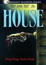 HOUSE [1986] Steve Miner*William Katt*George Wendt Comedy Horror R1 DVD *NEW*