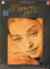 BAAWRI PIYA KI - BRAND NEW BOLLYWOOD LOVE SONGS 2 CD'S SET