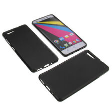 Case for Sosh Soshphone 3 Cell Phone Pocket Cases TPU Rubber Case Black