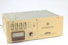 Orban Optimod 8100A FM broadcast processore audio