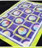 CLEARANCE - Bedazzled - modern pieced & applique quilt PATTERN - Amanda Murphy