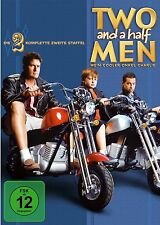 TWO AND A HALF MEN, Mein cooler Onkel Charlie, Staffel 2 (4 DVDs) NEU+OVP
