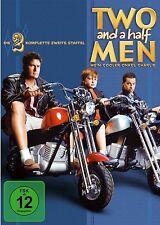 TWO AND A HALF MEN, Mein cooler Onkel Charlie, Staffel 2 (4 DVDs) NEU+OVP