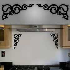 Decorative Corner Wall Decals 2PCS