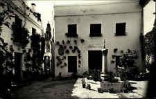 Córdoba Andalusien Spanien España AK ~1950/60 Calleja Plaza de las Flores Haus
