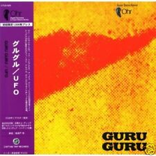 Japan CD Guru Guru Ufo Import CD aus Japan