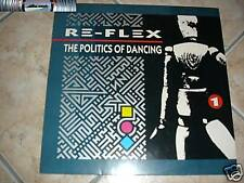 Re-Flex - The politics of dancing - LP 1983