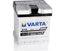 VARTA 40 Ah Starterbatterie A16 BLACK DYNAMIC 12V 40Ah Batterie 540406034 NEU